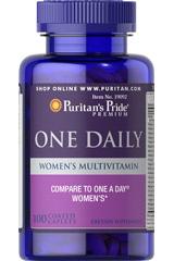 Витамины для женщин на каждый день Пуританс Прайд