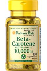 Витамин А Бета-кератин