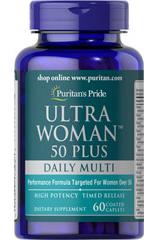 комплекс витаминов для женщин старше 50 Puritan's Pride