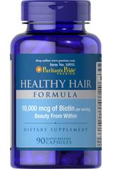 Комплекс Формула здоровых волос Пуританс Прайд