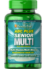Витамины для людей старшего возраста