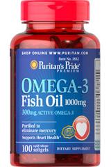 Рыбий жир Омега 3 1000