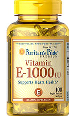 Витамин Е 1000 100софтгелей