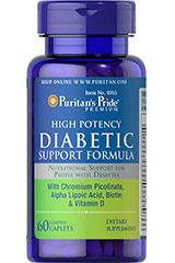 комплекс витаминов для диабетиков